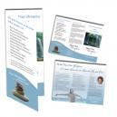 8.5'' x 11'' Brochures/Flyers