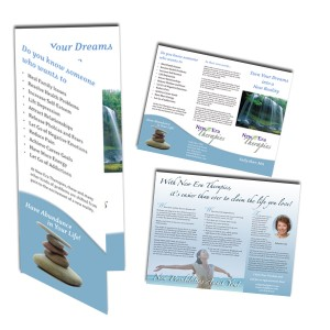 8.5'' x 11'' Brochures / Flyers / Trifolds