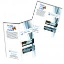 8.5'' x 5.5'' Brochures/Flyers