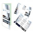 8.5'' x 14'' Brochures/Flyers