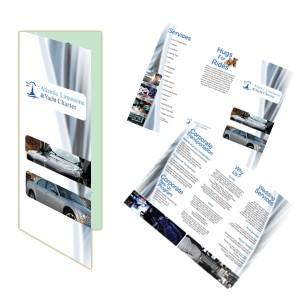 8.5'' x 14'' Brochures / Flyers / Trifolds