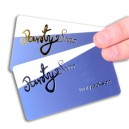 Gold or Silver Foil Full Color Business Cards