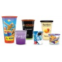 Time4's Visstun® Printed Plastic Cup Sample Kit